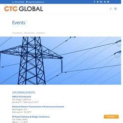 Know about CTC Global's Events