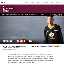An Update on Alex Libby
