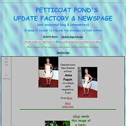 pettipond Update Log