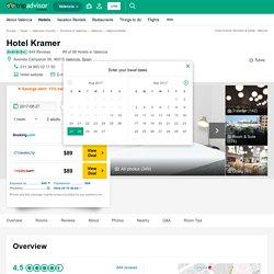 Hotel Kramer (Valencia, Spain) - UPDATED 2016 Reviews - TripAdvisor