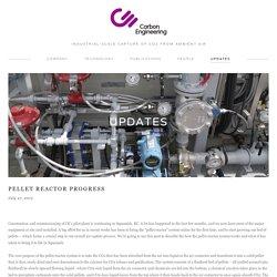 Updates — Carbon Engineering