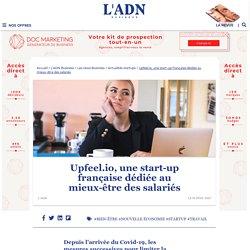 Upfeel.io, une start-up française dédiée au mieux-être des salariés