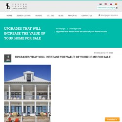 Upgrades That Will Increase the Value of Your Home for Sale - Boca Raton Real Estate