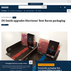 DS Smith upgrades Morrisons' Best Bacon packaging
