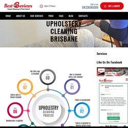 Leather & Mattress cleaning Brisbane