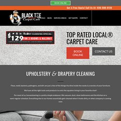 Drapery Cleaning Services In Houston