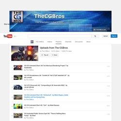 Vidéos mises en ligne de The CGBros