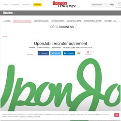 UponJob : recruter autrement