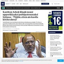 """hs: Kastiton Ashok Khade nousi upporikkaaksi putkipatruunaksi Intiassa –""""Päätin, etten aio kuolla köyhyydessä"""""""