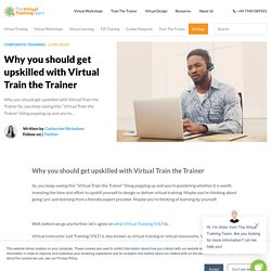 Learn About Our Train The Trainer Program