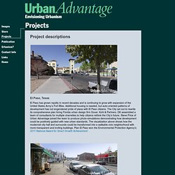 Urban Advantage: