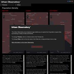Urban Observatory