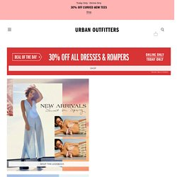 Official Site of Urban Outfitters > Shop Women's, Men's and Apartment