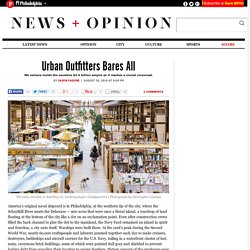 Urban Outfitters Bares All