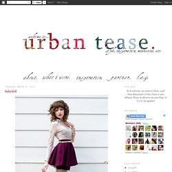 urban tease