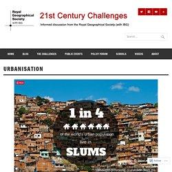 21st Century Challenges