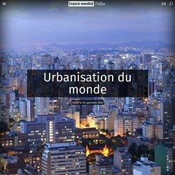 Urbanisation du monde