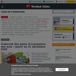 Code de l'urbanisme : tous les articles d'actualité