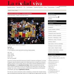 "Urbanismo Emergente o ""Tactical Urbanism"" « La Ciudad Viva-Mozilla Firefox"