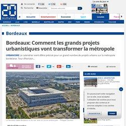 Bordeaux: Comment les grands projets urbanistiques vont transformer la métropole