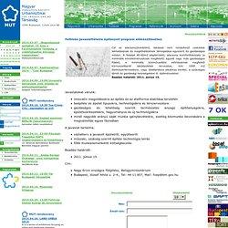 Magyar Urbanisztikai Társaság - Minden, ami urbanisztika