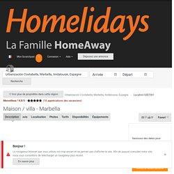(Urbanización Costabella) - Location de vacances maison avec Terrasse à Urbanización Costabella - 6307261