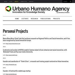 Urbano Humano Agency - Agencia de Innovación para la Sociedad del Conocimiento