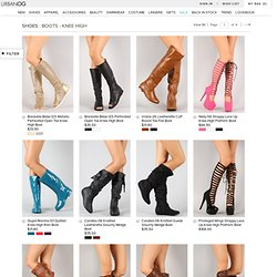 women fashion shoes, boots, retro indie clothing &vintage clothes - StumbleUpon