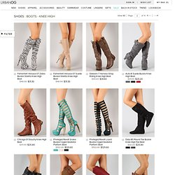 fashion shoes, boots, retro indie clothing &vintage clothes - StumbleUpon