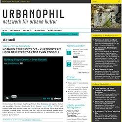 urbanophil.net – Netzwerk für urbane Kultur