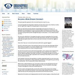 The Urbanophile » Demographic Analysis