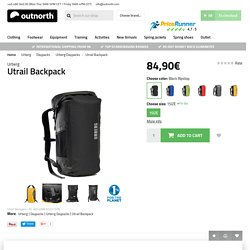 Buy Urberg Utrail Backpack from Outnorth