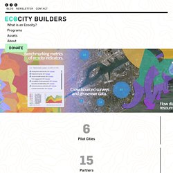 Urbinsight – Ecocity Builders