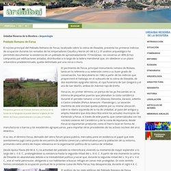 Urdaibai.org.- Poblado de Forua