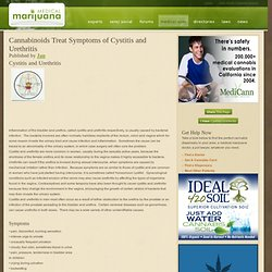 Medical Marijuana Cystitis/Urethritis Treatments