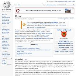 Urewe - Wikipedia