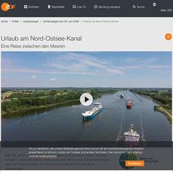 Urlaub am Nord-Ostsee-Kanal