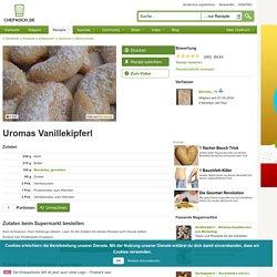 Uromas Vanillekipferl (Rezept mit Bild) von Binchen_70