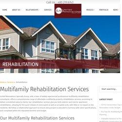 Multifamily Housing Rehabilitation Services - URSpecialtyGroup