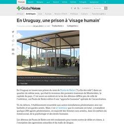 En Uruguay, une prison à 'visage humain'