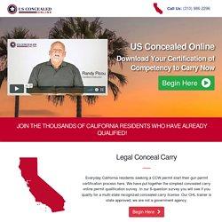 US Concealed Online
