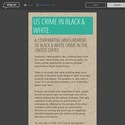 Us Crime in Black & White