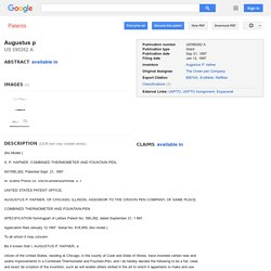 Patent US590262 - Augustus p - Google Patents