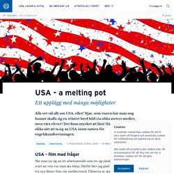 USA - a melting pot · Mia Smith