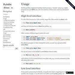 Usage — PyJulia 0.4.1.dev documentation