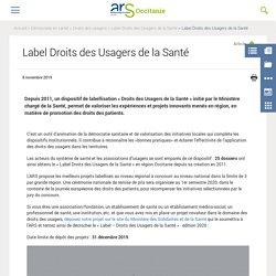 Agence régionale de santé Occitanie