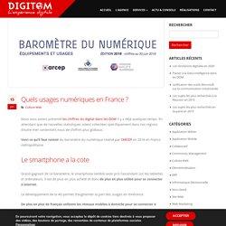 Quels usages numériques en France ? - Digitom