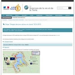"""Stage """"Usages des jeux sérieux en classe"""" 2014-2015"""