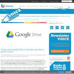 Come usare Google Drive: la guida di Danea