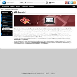Linux-Mac-Win - GHI Electronics